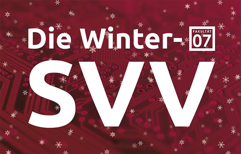 Einladung zur Studentischen Vollversammlung (SVV) für das Wintersemester 2020/21