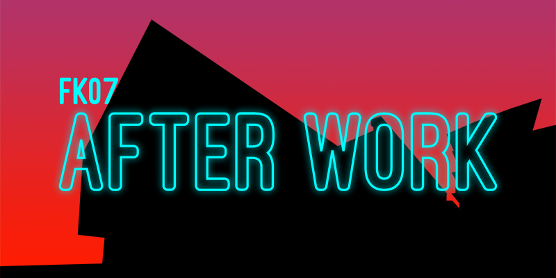 Einladung zum virtuellen Vortrag-After-Work