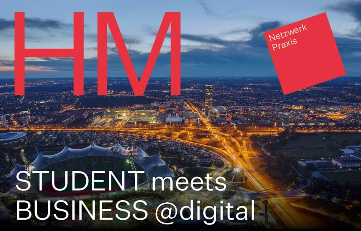 STUDENT meets BUSINESS @digital am 22. Juli 2021